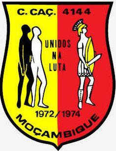 Companhia de Caçadores 4144 Tete 1972/197 Moçambique
