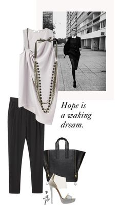 """""""Hope is a waking dream."""" by jelenasepa ❤ liked on Polyvore"""