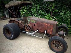 rat rod trucks and cars Custom Rat Rods, Custom Trucks, Custom Cars, Rat Rod Cars, Pedal Cars, Race Cars, Weird Cars, Cool Cars, Mad Max