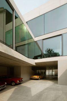 Modern woonhuis - Wiel Arets