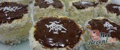 Recept Vánoční ruské klobouky Cheesecake, Muffin, Breakfast, Food, Butler, Nutella, Wraps, Restaurant, Cake Ingredients