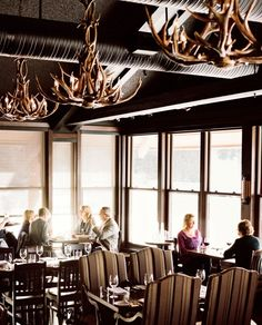 The Lake House sits on the shores of Lake Bonavista. It's a relaxing place to have a leisurely lunch and its food is some of the best in #yyc.