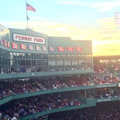 Fenway Park: Sweet Caroline, Fenway Franks and summertime in Boston