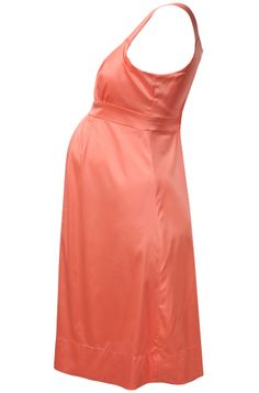 In case things go right :) Ripe Alexis coral coloured maternity bridesmaid dress Maternity Bridesmaid Dresses, Bridesmaids, Wedding Renewal Vows, Coral Color, Wedding Wear, Getting Married, Athletic Tank Tops, Weddings, How To Wear