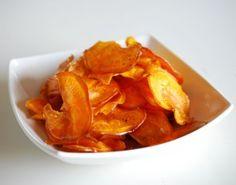 Boniatos chips
