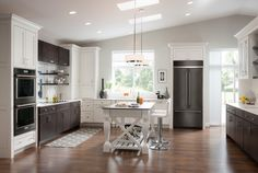 Culinary Inspiration with Black Stainless appliances