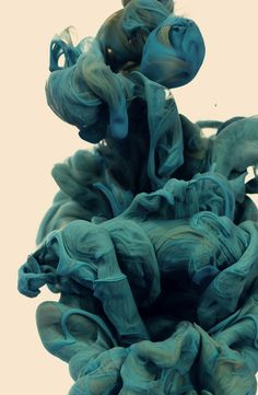 Mesmerizing Photos Of Ink Underwater    These rich, sinuous photos are the work of Italian artist and photographer Alberto Seveso