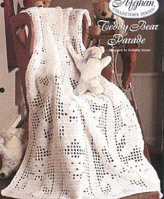 Solountip.com: Manta para bebe a crochet con patron