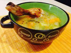 Καιρός κρύος, καιρός για σούπες! Δεν υπάρχει πιο ωραίο φαγητό για εκείνες τις μέρες που βρέχει και φυσάει πολύ. Soup, Kitchen, Cooking, Kitchens, Soups, Cuisine, Cucina
