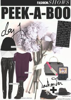 Peek. A. Boo. Peek A Boos, Fashion Show, Bring It On, Sky, Pictures, Heaven, Photos, Heavens, Grimm