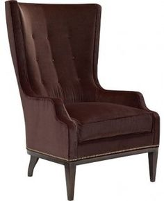 Elliot Wing Chair from The Hickory Chair Furniture Co.