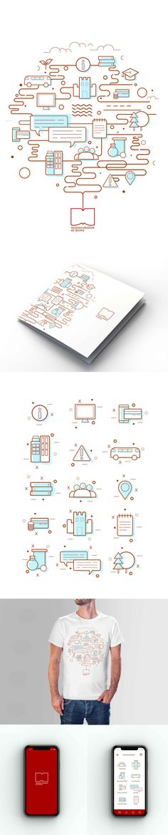 Graphic Design - Icon inspiration