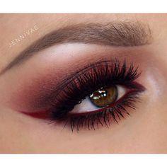"@limecrimemakeup ""Venus"" palette with ""Wicked"" Velvetine for the eyeliner"