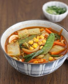 Korean-Chinese Spicy Veggie Noodle Soup recipe @Season Weaver with Spice - an Asian Spice Shop (seasonwithspice.com)