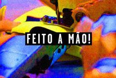 Um projeto diferente onde tudo é FEITO A MÃO. Contado pela colunista Isadora Greiner do blog foradaarea.com