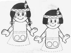 Native American Crafts, Native American History, American Indians, Toddlers And Preschoolers, Marionette, Indian Crafts, Cowboys And Indians, Felt Patterns, Kids Corner