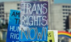 Why Do So Many Laws Protect Lesbian, Gay, and Bisexual People, But Not Transgender People? Transgender News, Black Trans, Trans Rights, Truth To Power, Fight For Us, The Victim, Gay Pride, Drinking Tea, Lgbt
