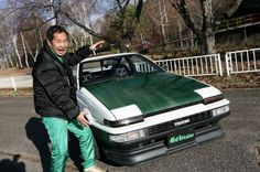 Toyota Gt86, Toyota Cars, Toyota Corolla, Initial D Car, Car Poses, Classic Japanese Cars, Chevy Pickup Trucks, Street Racing Cars, Old School Cars