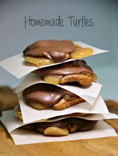 homemade turtles - thenorthernment.com