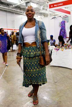 #peplumankaramidilengthskirt, #Africanprintpeplummidlengthskirt, #ankarapeplummidlengthskirt, #kitengepeplummidlengthskirt, #chitengepeplummidlengthskirt, #peplummidilengthskirt, #peplumchitengemidilengthskirt, #peplumAfricanprintmidilengthskirt, #womenbaldhairstyle, #peplumkitengemidilengthskirt, #LeatherCurvedSaddle, #whitetop, #baldwomen, #baldhairstyle, #whitespaghettitop, #brownbelt, #waistbelt, #denimjacket, #washoutdenimjacket, #redlipstick, #peplumskirt, #bangles, #sandals…
