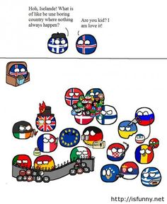 Europe Right Now comics isfunny.net