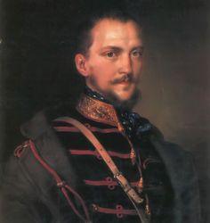 Görgei Artúr by Miklós Barabás - Hungarian Revolution of 1848 - Wikipedia, the free encyclopedia