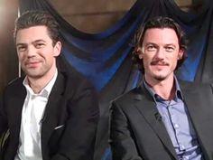 """Dominic Cooper and Luke Evans: """"Tamara Drewe"""" Tamara Drewe, Dominic Cooper, October 5, Luke Evans, Dracula, Youtube, Bram Stoker's Dracula, Youtubers, Youtube Movies"""