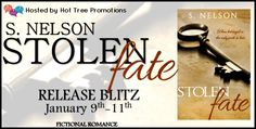 Release Blitz & Giveaway ~ Stolen Fate by S. Nelson