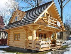 Meseszép rönkházak - faházak - MindenegybenBlog