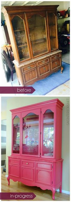 DIY Furniture Plans & Tutorials : DIY Tutorial: tips tricks on How-To Successfully Paint Wood Furniture. Follow