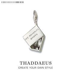 7ce67e0ea850 Thomas Sabo My Favourite Shoes Charm