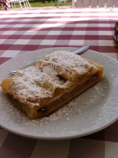 Austria - strudel di mele
