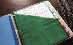 great idea for tracking business expenses for tax time