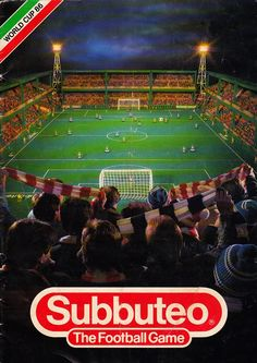 There can be fewer more gladdening sights as a Subbuteo match being played in front of a packed stadium under floodlights, fans holding thei...