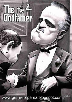 The Godfather/Marlon Brando