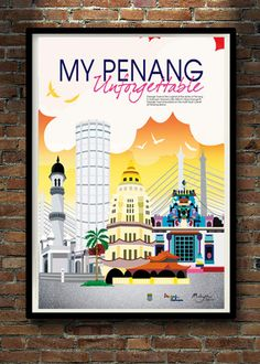 MY PENANG Unforgettable on Behance