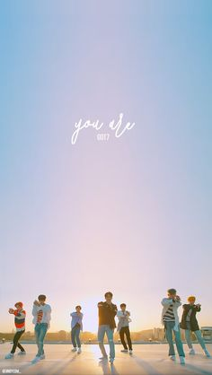 """7 For 7"" wallpaper. ""7 For 7"" is the brand new album of GOT7. Every member participated greatly in the creation of this album. Jinyoung, JB, and BamBam each wrote a song on ""7 For 7."" Jackson wrote the rap for the song ""Teenager."" BamBam produced the album and filmed the lyric video for the title track, ""You Are."" Yugyeom also wrote a track of his own, and so did Youngjae. Mark assisted in writing the raps for a couple songs. It's a very great album and so much effort was put into it…"