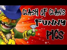 Clash Of Clans - New series - BEST COC FUNNY PICS COMIC!