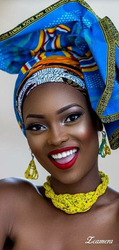 Gorgeous 49 head wraps for African American women .- Gorgeous 49 Head Wraps for African American Women Gorgeous 49 Head Wraps for African American Women African American Women Hairstyles, African American Makeup, African Beauty, African Women, African Fashion, African Wear, African Makeup, Ankara Fashion, African Attire