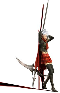Final Fantasy_Type-0: Sice