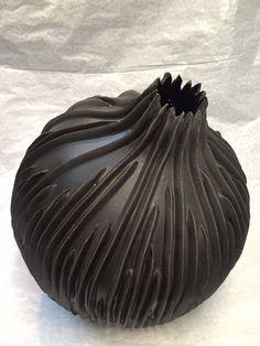 C Steele Collection Porcelain China Key: 3748340187 Slab Pottery, Ceramic Pottery, Pottery Art, Pottery Sculpture, Sculpture Clay, Sculptures, Porcelain Jewelry, China Porcelain, Ceramic Pinch Pots
