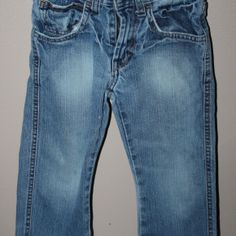 Distressed jeans, Size 2/3
