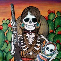 Via I love skulls on Facebook