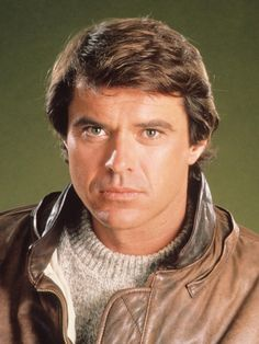 "Robert Urich.  Best remembered as Dan Tanna on TV's ""Vega$""."