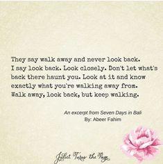 Keep walking tho ✌