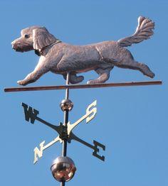 Petit Basset Griffon Vendeen by West Coast Weather Vane