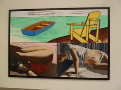 New Works by David Salle at Mary Boone Gallery | According 2 G