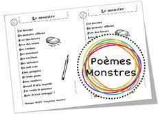 Poèmes sur les monstres, dragons et autres créatures - Mitsouko au CP