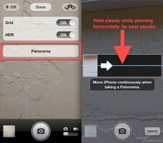 How to Use the Panorama Camera to Take Amazing Panoramic Pictures with iPhone