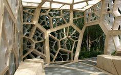 Times Eureka Pavilion / Nex Architecture Like this.